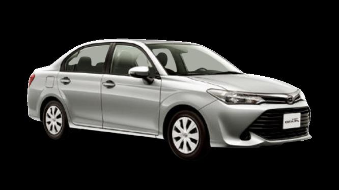 TOYOTA Corolla Axio - SR Rent A Car