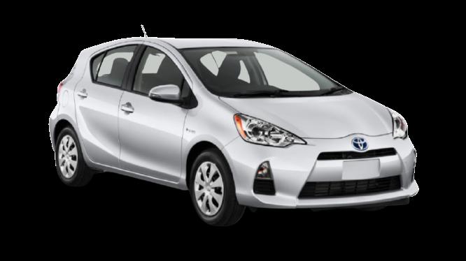 Toyota Aqua - SR Rent A Car