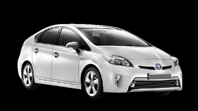 Toyota Prius Hybrid Car - SR Rent A Car