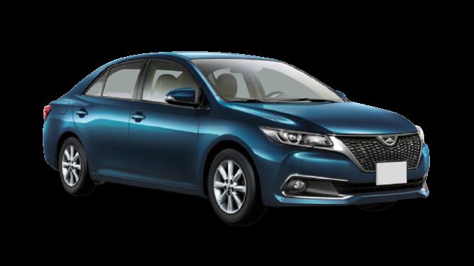 Toyota Allion - SR Rent A Car
